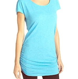 NWT Lucy Athletic Mist Green Yoga Girl Tunic XS